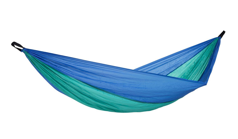 AMAZONAS Hängematte Adventure Hammock Ice-blue
