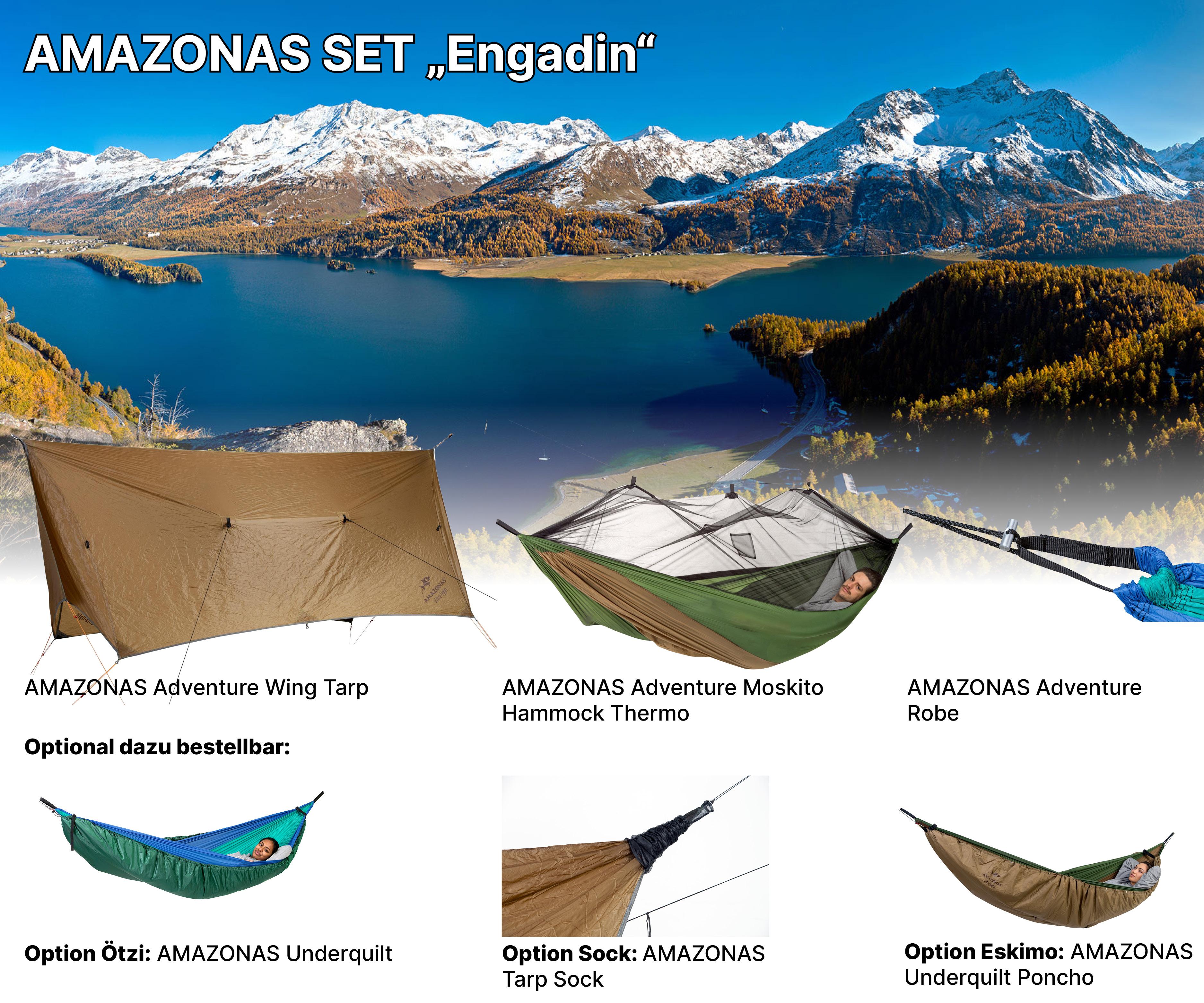 AMAZONAS Adventure Set Engadin